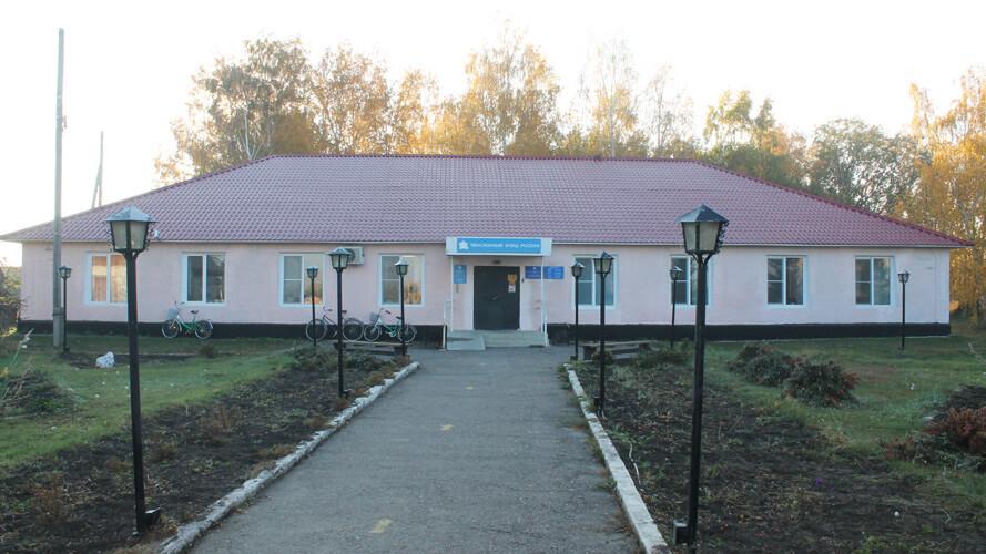 Налоговая инспекция ИФНС Усть-Калманка