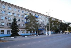 Налоговая инспекция №7, Урюпинск