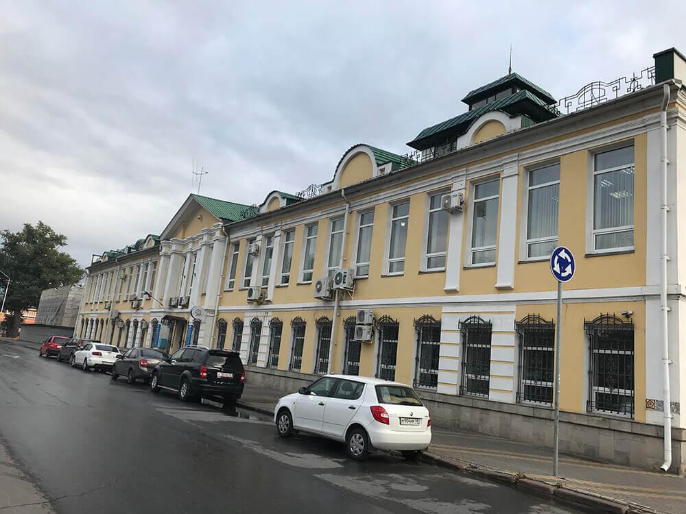 Налоговая инспекция №5, Липецк