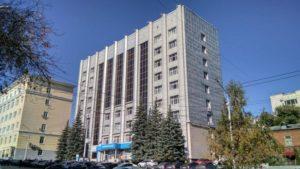 Налоговая инспекция №40 по Кировскому и Ленинскому районам, Уфа