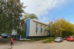 Пенсионный фонд по Авиастроительному району, Казань