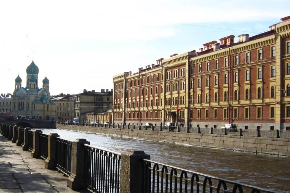 Налоговая инспекция №7 по Адмиралтейскому району Санкт-Петербурга