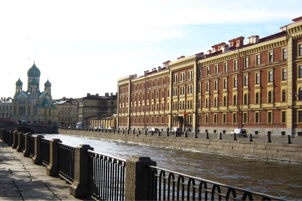 Налоговая инспекция по Адмиралтейскому району ИФНС №8 Санкт-Петербург