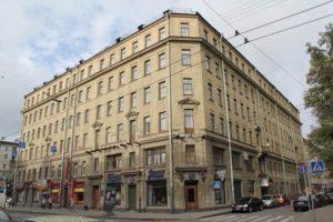 Налоговая инспекция №25 по Петроградскому району Санкт-Петербурга