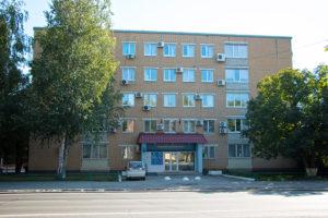 Налоговая инспекция №12, Саратов