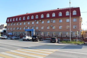 Налоговая инспекция №6, Нижневартовск